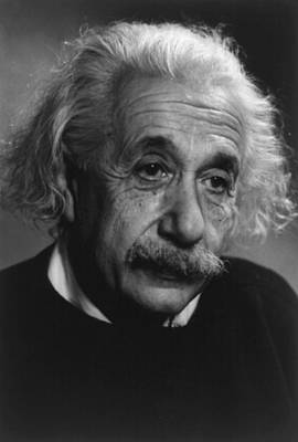 Ancestry Photograph - Albert Einstein 1879-1955 by Everett