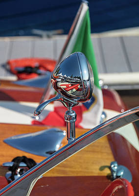 Photograph - All Riva by Steven Lapkin
