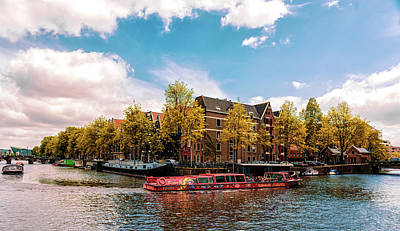 Modern Sophistication Beaches And Waves Royalty Free Images - Amsterdam, Netherlands Royalty-Free Image by Nir Roitman