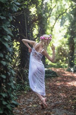 Photograph - Apsarasa by Traven Milovich