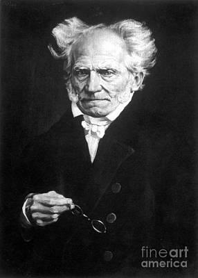 Photograph - Arthur Schopenhauer by Granger