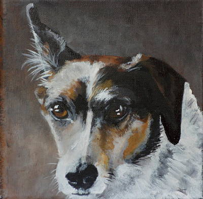 Painting - Bailey by Carol Russell