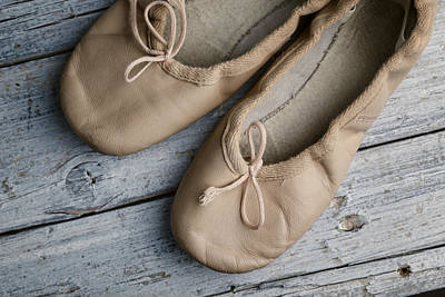 Royalty-Free and Rights-Managed Images - Ballet Shoes by Nailia Schwarz