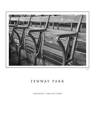 Baseball Collection  Art Print by Billy Precht