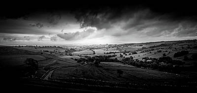 Photograph - Beautiful Yorkshire by Tim Hill
