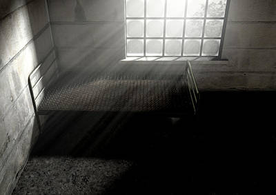 Hope Digital Art - Bed Of Nails In A Room by Allan Swart
