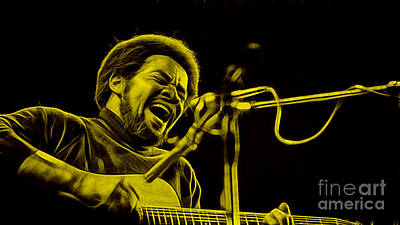 Bill Withers Collection Art Print