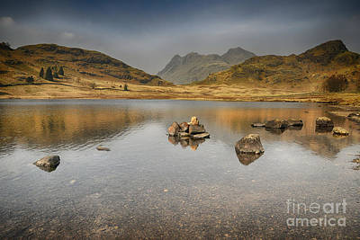 Lake Photograph - Blea Tarn by Nichola Denny