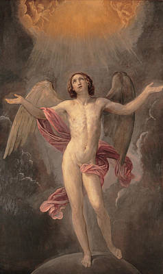 Painting - Blessed Soul by Guido Reni