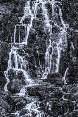 Photograph - Bride's Veil Waterfall by David Pringle