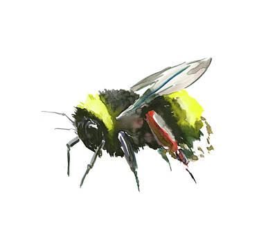 Painting - Bumblebee by Suren Nersisyan