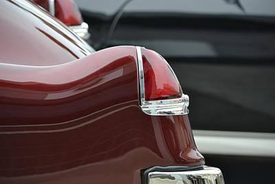 Photograph - Cadillac by Dean Ferreira