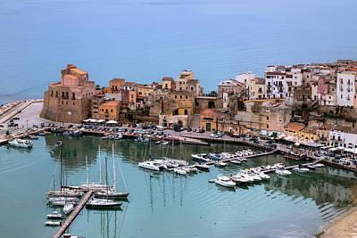 Castellammare Del Golfo - Sicily Print by Joana Kruse