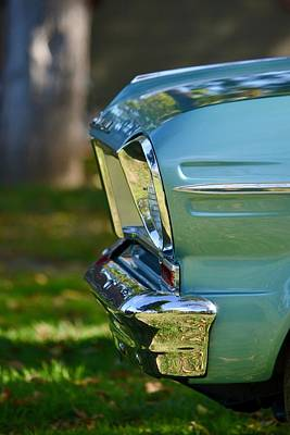 Photograph - Chevy II by Dean Ferreira