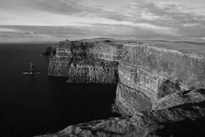Beautiful Ireland Photograph - Cliffs Of Moher by John Quinn