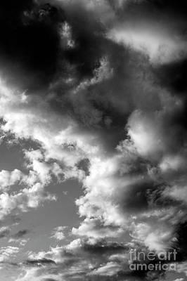 Unicorn Dust - Cumulonimbus Clouds  by Jim Corwin