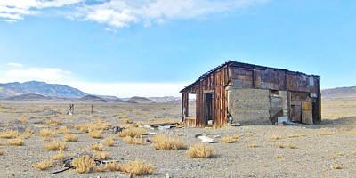 Photograph - Desert Dry by Marilyn Diaz