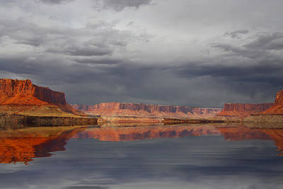Photograph - Desert Storm by Mark Smith