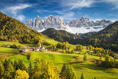 Photograph - Dolomites by Stefano Termanini