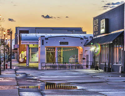 Photograph - Downtown Rockingham by Jimmy McDonald