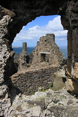 Dunluce Castle Northern Ireland Art Print by Pierre Leclerc Photography