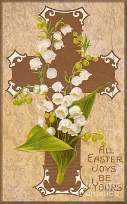 Digital Art - Easter Joys by David and Lynn Keller