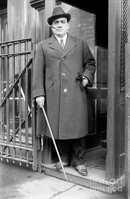 Enrico Caruso, Italian Opera Singer Art Print
