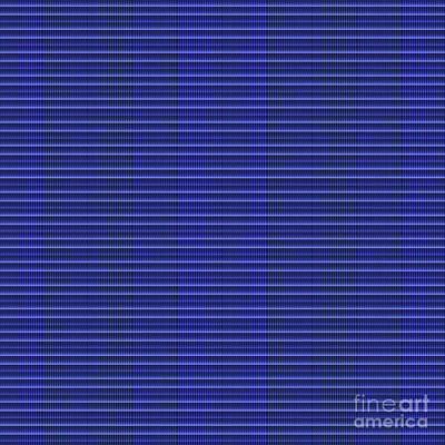 Blue Hues - Fabric based fineart graphics patterns match color shade texture by NavinJoshi FineArtAmerica.com by Navin Joshi