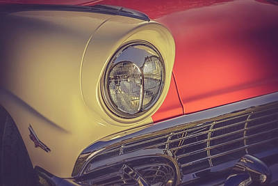 Photograph - Fairlane by Jerry Golab