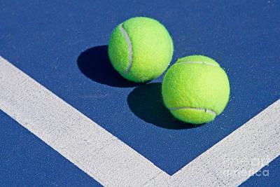 Florida Gold Coast Resort Tennis Club Art Print by ELITE IMAGE photography By Chad McDermott