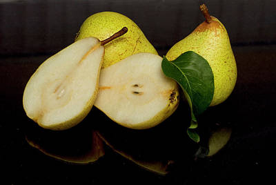All You Need Is Love - Fresh Pears Fruit by David French