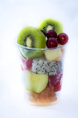 Mistletoe - Fruit cup by Jijo George