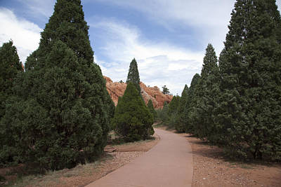 Photograph - Garden Of The Gods by Scott Sanders