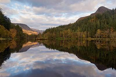 Photograph - Glencoe Lochan by Stephen Taylor