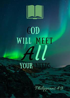 God Strength Original by Leo gem Lato