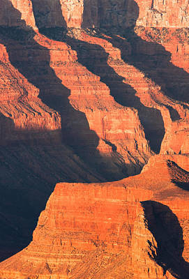 Photograph - Grand Canyon Glow by Carl Amoth