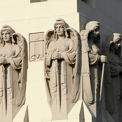 Photograph - 4 Guardian Angels by Hold Still Photography