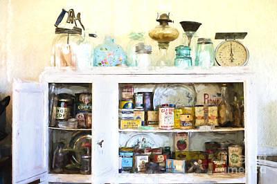 Digital Art - Home In The 20s by Jill Wellington