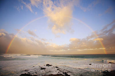 Photograph - Hookipa Beach by Ron Dahlquist - Printscapes