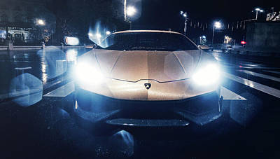 Photograph - Huracan by Chris M