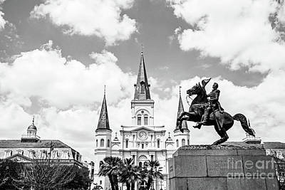 Photograph - Jackson Square by Scott Pellegrin
