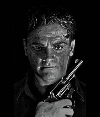 James Cagney Art Print
