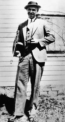 John Dillinger 1903-1934 Art Print by Granger