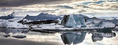 Photograph - Jokulsarlon by Gunnar Orn Arnason