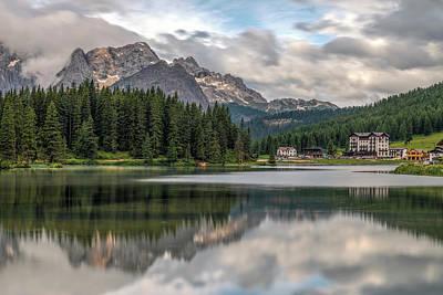 Photograph - Lago Di Misurina - Italy by Joana Kruse