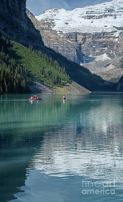 Photograph - Lake Louise by Patricia Hofmeester