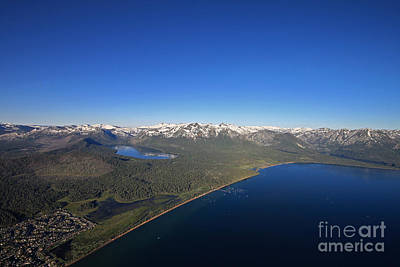 Photograph - Lake Tahoe by Shishir Sathe