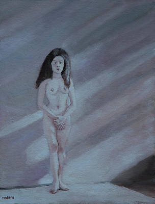 Painting - Light by Masami Iida