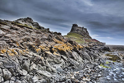 Stocktrek Images - Lindisfarne Castle, holy island by Chris Smith