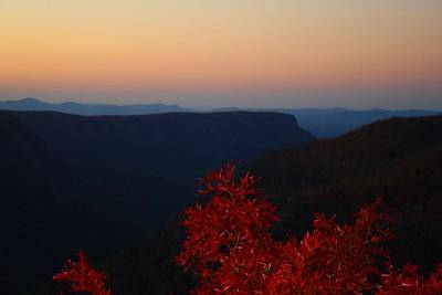 Photograph - Linville Gorge by Kathryn Meyer